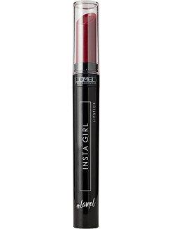 Lamel professional Помада для губ Insta Girl 105 винная ягода