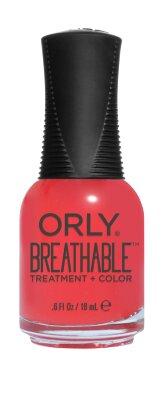 №916 Профессиональное  дышащее покрытие  BREATHABLE уход+цвет, Beauty Essential, 18мл