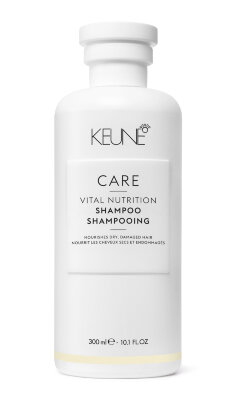 Шампунь Основное питание/ CARE Vital Nutrition Shampoo 300ml