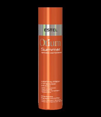Est OT/S/S250 Шампунь-fresh с UV-фильтром для волос OTIUM SUMMER, 250 мл