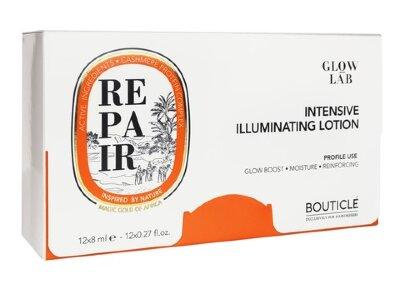 Восстанавливающий интенсивный лосьон придающий сияние - REPAIR INTENSIVE ILLUMINATING LOTION 12*8 мл