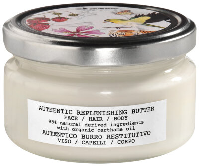 DVNS AUTHENTIC - Масло Восстанавливающее для лица, волос и тела REPLENISHING BUTTER  200ml