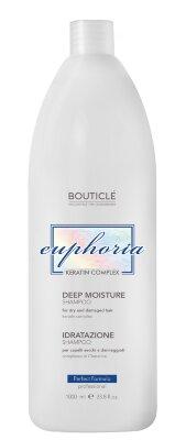 "Увлажняющий шампунь для волос с Keratin Complex - ""Deep Moisture Shampoo""1000 мл"