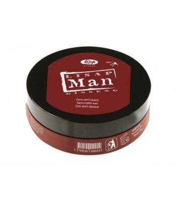 Матирующий воск для укладки волос для мужчин «Lisap Man Semi-Matte Wax»100мл