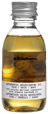 DVNS AUTHENTIC - Масло Питательное для лица, волос и тела NOURISHING OIL FACE/HAIR/BODY 140ml