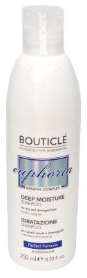 "Увлажняющий шампунь для волос с Keratin Complex - ""Deep Moisture Shampoo""250 мл"
