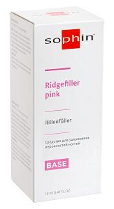 RIDGEFILLER- Средство для заполнения неровностей ногтей , 12 мл 0500