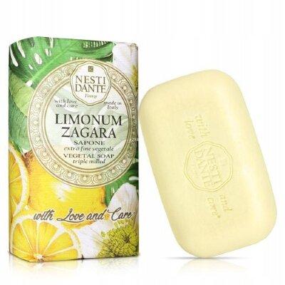 ND Мыло Limonum Zagara / Лимонный цветок 250 гр