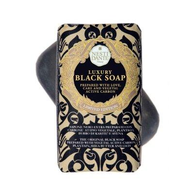 ND Мыло Luxury Black Soap / Роскошное Чёрное 250 гр