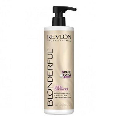 Rvln Средство для защиты волос после обесцвечивания RP BLONDERFUL BOND DEFENDER 750 мл