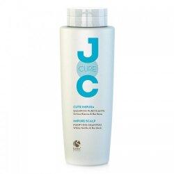 JOC CURE Шампунь для нормальной и жирной кожи головы с экстрактом белой крапивы 250 мл
