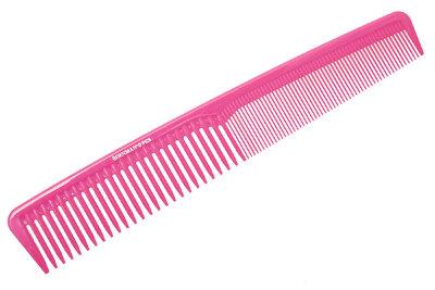 Расчёска комбинированная большая Denman Pink Precision