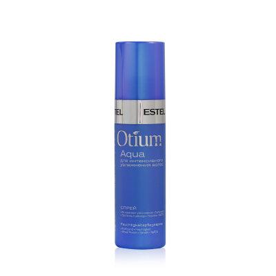 Est OTIUM Aqva Спрей для интенсивного увлажнения волос, 200 мл