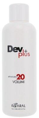 DEV PLUS 20 volume. Осветляющая эмульсия (6%) 1000 мл