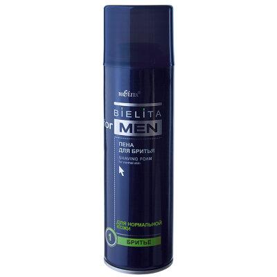 БЕЛИТА MEN Пена для бритья д/норм кожи 250 мл