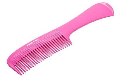 Расчёска-гребень Denman Pink Precision фуксия