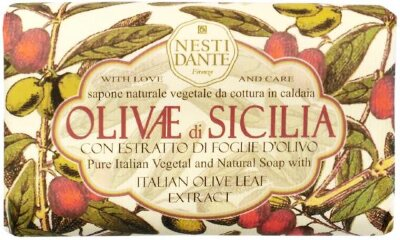 ND Мыло Olivae di Sicilia / Сицилийская олива 150 гр