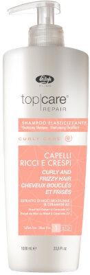 Разглаживающий шампунь для вьющихся и непослушных волос -Тор Care Curly Care 1000 мл