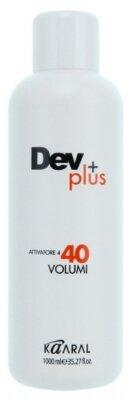DEV PLUS 40 volume. Осветляющая эмульсия (12%) 1000 мл