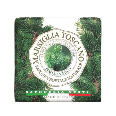 ND Мыло Pino Selvatico / Дикая сосна 200 гр