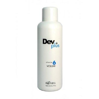 DEV PLUS 6 volume. Осветляющая эмульсия (1,8%) 1000 мл