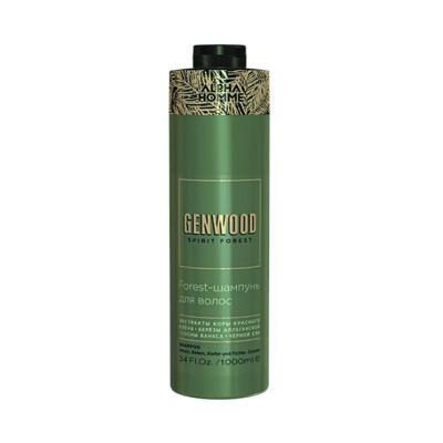 GW/SG1 Forest-шампунь для волос GENWOOD, 1000 мл