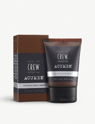 AmCrew Успокаивающий крем для бритья на основе масел и природных экстрактов  American Crew Acumen Sothing shave cream 100 мл