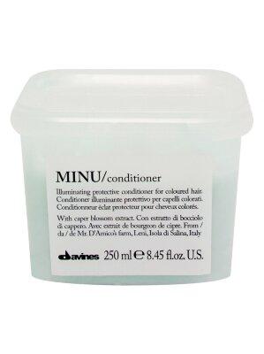DVNS Ess MINU conditioner - Защитный кондиционер для сохранения косметического цвета волос 250ml