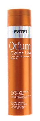 Est OTIUM Color Life Деликатный шампунь для окрашенных волос 250 мл