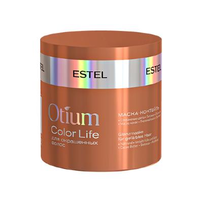 Est OTIUM Color Life Маска-коктель для окрашенных волос