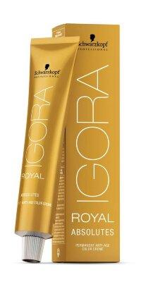 Igora Royal  АБСОЛЮТ  5 -50   Светлый коричневый золотистый натуральный 60мл