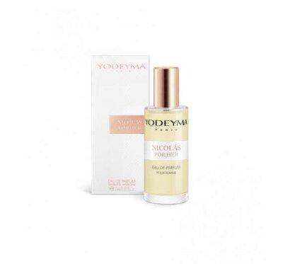 NICOLAS FOR HER  Eau de Parfum 15 ML