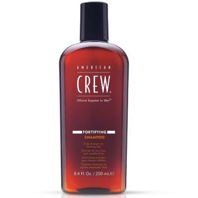 AmCrew Укрепляющий шампунь для тонких волос FORTIFYING SHAMPOO 250мл