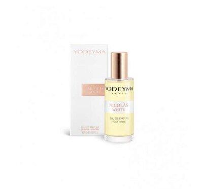 NICOLAS WHITE  Eau de Parfum 15 ML