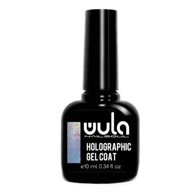 Wula nailsoul голографическое гель лаковое покрытие 10мл