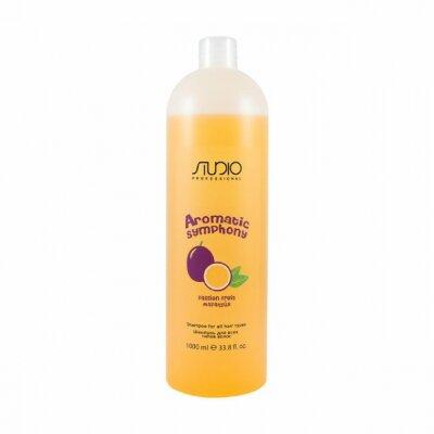 Шампунь для всех типов волос «Маракуйя», 1000мл