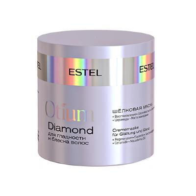 Est OTIUM Diamond Шелковая маска для гладкости и блеска волос OTIUM Diamond, 300 мл