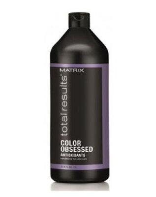 Mx ТР КОЛОР ОБСЭССД Кондиционер 1000 мл  для защиты цвета окрашенных волос с антиоксидантами