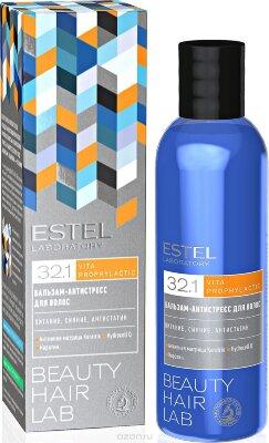 Бальзам-антистресс для волос ESTEL BEAUTY HAIR LAB, 200 мл.