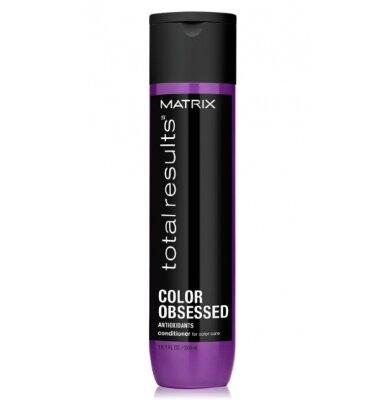 Mx ТР КОЛОР ОБСЭССД Кондиционер 300 мл для защиты цвета окрашенных волос с антиоксидантами