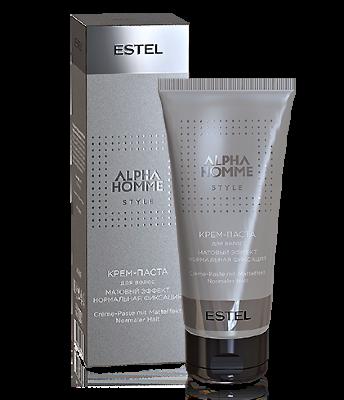 Est OTIUM HOMME Крем-паста для волос с матовым эффектом ALPHA HOMME (100 г)