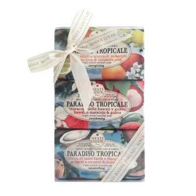 ND Набор мыла Paradiso Tropicale /Тропический Рай3*250 гр