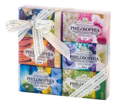 ND Набор мыла Philosophia / Философия  6*150 гр