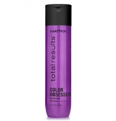 Mx ТР КОЛОР ОБСЭССД Шампунь 300 мл для защиты цвета окрашенных волос с антиоксидантами