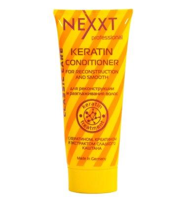 Кератин-кондиционер для реконструкции и/или выпрямления волос 200 ml