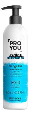 Rvln PROYOU Текстурирующий гель для уплотнения волос и стойкости укладки Revlon Professional ProYou Amplifier Substance up, 350 мл
