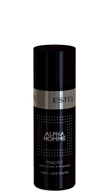 Est OTIUM HOMME Масло для волос и бороды ESTEL ALPHA HOMME, 50 мл