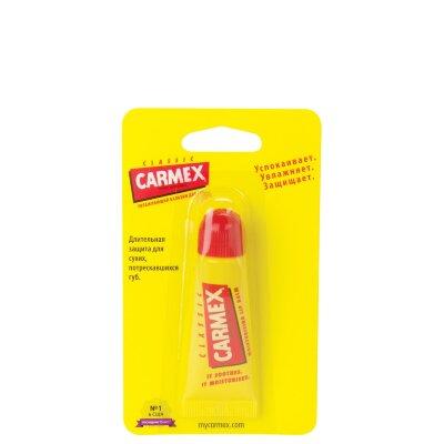 Carmex бальзам для губ классический (в тюбике) | Carmex Ultra Moisturising Lip Balm Classic