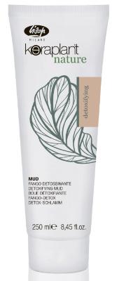 Детокс маска для кожи головы с зеленой глиной - Keraplant Nature Detoxifying Mud 250мл