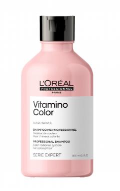 L`Orеal Prof Шампунь для окрашенных волос L`oreal Professionnel Serie Expert Vitamino Color 300 мл